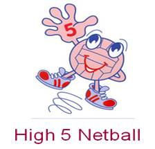 hi five netball rules